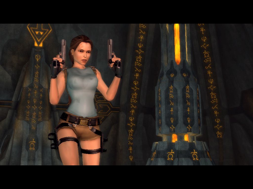 Tomb Raider Anniversary Videos